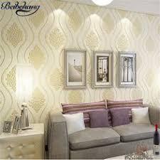 <b>beibehang</b> European modern simple non-woven wallpaper ...