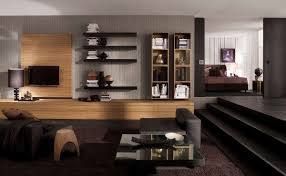 Paint Schemes For Living Room With Dark Furniture Living Room Cabinets With Doors Smooth Simple Lines With
