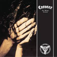 <b>Coroner</b> - <b>No More</b> Color - LP – Rough Trade