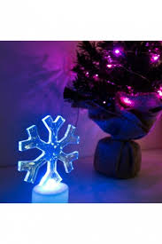 Купить <b>Фигура светодиодная</b> на подставке «<b>Снежинка</b>» за 199руб.