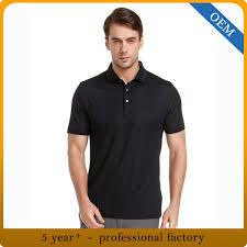 China <b>Custom High Quality Men</b>′s Fashion Plain Cotton Polo T ...