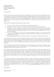 cover letter for graduate position   uhpy is resume in you cover letter tax trainee