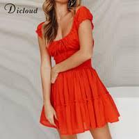 <b>Women</b> Summer Linen Dress Canada