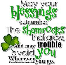 Cute St Patricks Day Quotes. QuotesGram via Relatably.com
