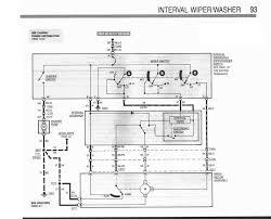 mopar wiper motor wiring diagram 92 f150 wiper motor wiring diagram 92 wiring diagrams
