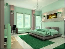 Modern Mint Green Bedroom  C