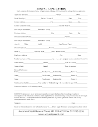blank residential lease agreement simple form open sample resume it