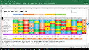 tool the employee skills matrix insights tool the employee skills matrix