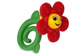Set 5460-1 : Lego Happy Flower Rattle & Teether [Baby ... - BrickLink