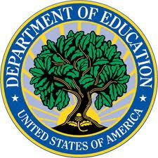 Image result for u s department of education logo