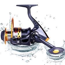 <b>13</b>+<b>1BB</b> Spinning Fishing Reel 5.5:1 Metal Fishing <b>Gear</b> | Shopee ...