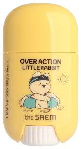 The Saem <b>стик</b> Over Action Little Rabbit <b>Eco Earth</b> Power Clear <b>Sun</b> ...