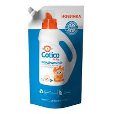 <b>Кондиционер</b>-ополаскиватель <b>COTICO</b> BABY для <b>детского</b> белья ...