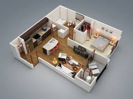 Pictures Of Architecture Plan Of Two Bedroom Flat Shoisecom - Two bedroomed house plans