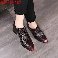 <b>luxury brand men</b> shoes crocodile leather dress shoes <b>men oxford</b> ...