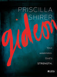 gideon bible study book your weakness god s strength gideon bible study book your weakness god s strength priscilla shirer 9781415875551 com books