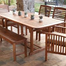 fashionable patio outdoor dining chairs wooden