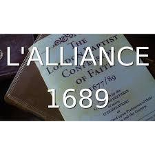 L'alliance dans la 1689