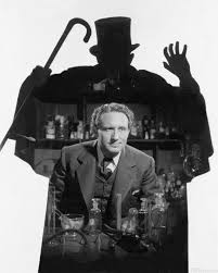 the strange case of dr jekyll and mr hyde engelskspråklig spencer tracy in a 1941 film version of dr jekyll and mr hyde ""