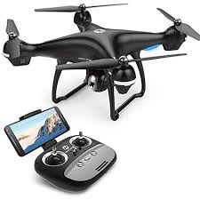 Holy Stone <b>GPS</b> FPV RC <b>Drone</b> HS100 with 1080P Camera Live ...