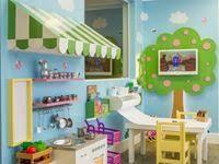 Детский сад: лучшие изображения (88) | Play rooms, Playroom и ...