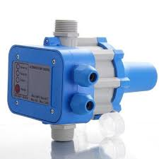 220V Automatic <b>Water Pump Pressure Controller</b> Electronic Electric ...