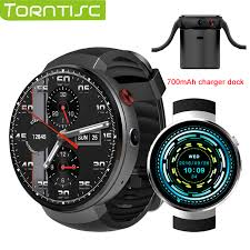 Torntisc Android 7.0 LTE <b>4G Smart</b> Watch 1GB + 16GB Memory ...