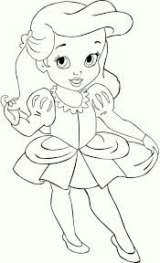 Small Picture Baby Little Mermaid Coloring Pages Coloring Coloring Pages