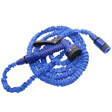 25 75FT Expandable <b>Garden</b> Hose Latex Tube with 7 in 1 water gun ...