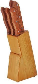 "Купить Набор ножей <b>Atlantis</b> ""<b>Ника</b>"", 6 предметов. 24NB-06S01 по ..."