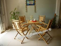 antwerp dining table bamboo furniture