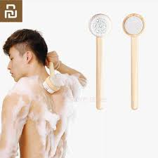 Youpin Body Brush <b>Bath Brush Double side</b> 2in1 Silicone Massage ...