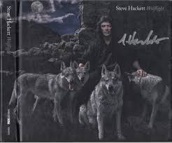 <b>Steve Hackett</b> - <b>Wolflight</b> (2015, CD) | Discogs