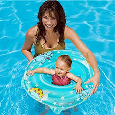 Inflatable Baby Pool Float Bath Seat Swimming Ring ... - Amazon.com