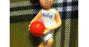 Personalized Female <b>Basketball Player</b> by PersonalizeStation ...