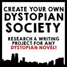 dystopian society research  amp  essay project   use with any    common core research informational essay writing project for use   any dystopian novel  grades