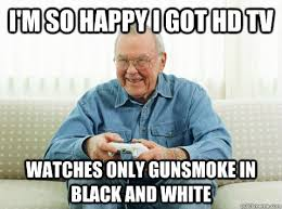 Hip Grandpa memes | quickmeme via Relatably.com