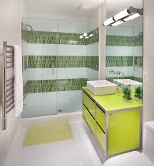 green bathroom screen shot: seeing stripes bathroom tile inspiration screen shot    at  am
