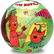 <b>Мяч</b> ЯиГрушка <b>Три кота</b>-1 59756ЯиГ 594769 23 см. — купить по ...