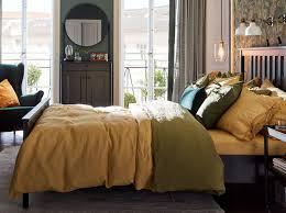 A green and <b>dreamy</b> bedroom - IKEA