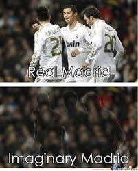 Real Madrid Memes. Best Collection of Funny Real Madrid Pictures via Relatably.com