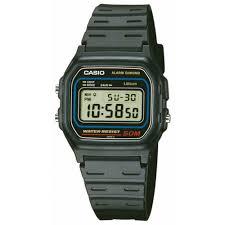 Наручные <b>часы CASIO W</b>-<b>59</b>-<b>1</b> — отзывы