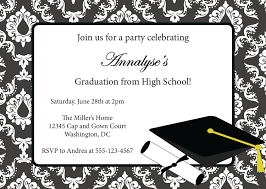 graduation party invitation templates com graduation party invitation templates as an additional inspiration to create easy to remember graduation invitation 5