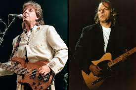 <b>Pink Floyd's</b> Battle With Paul McCartney at Knebworth