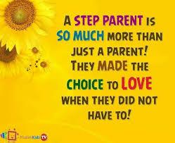 Step Family Quotes And Sayings. QuotesGram via Relatably.com