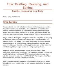 best essay introductions  drafting revising editing writing  drafting revising editing writing learning historical