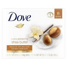 Dove Purely Pampering <b>Shea Butter</b> With Warm Vanilla Beauty <b>Bar</b> ...