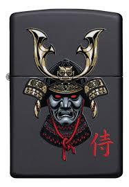<b>Зажигалка бензиновая Samurai Helmet</b> Design 49259 от Zippo ...