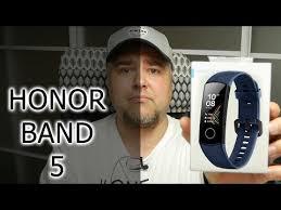 РАСПАКОВКА и ПЕРВЫЙ ВЗГЛЯД на <b>Honor Band 5</b>
