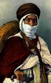 Africa    quot Types d     Afrique du Nord   Guerrier Touareg quot     Vintage Pinterest